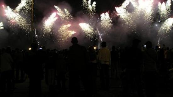 Bezpieczne powitanie Nowego Roku