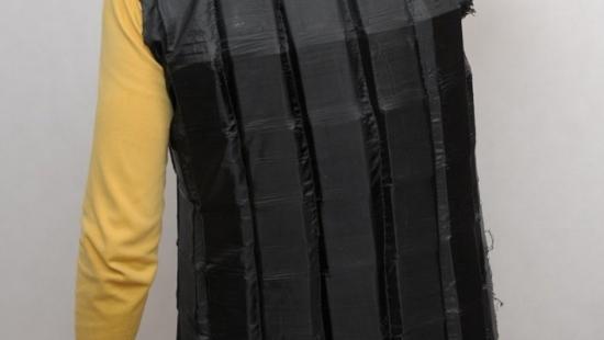 """REGION: Nowy krzyk mody: ,,papierosowe kreacje"""". Chcieli tak przemycić ponad 300 paczek papierosów (ZDJĘCIA)"""