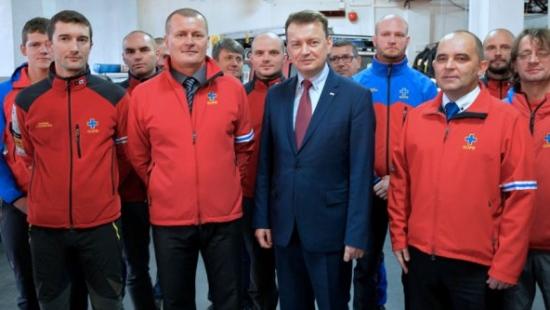 GOPR: Nowy sprzęt i więcej etatów dla ratowników