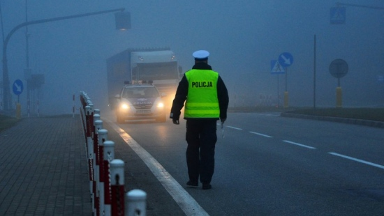 Tragiczny poranek na drogach. Dwa wypadki śmiertelne