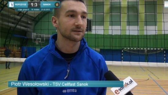 Imponujący sezon zasadniczy w wykonaniu TSV. Na koniec wygrana w Ropczycach. Wkrótce play-offy (FILM, RETRANSMISJA)