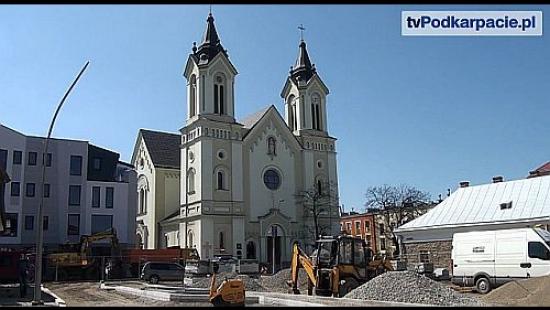 W czerwcu koniec prac budowlanych w centrum miasta (FILM)