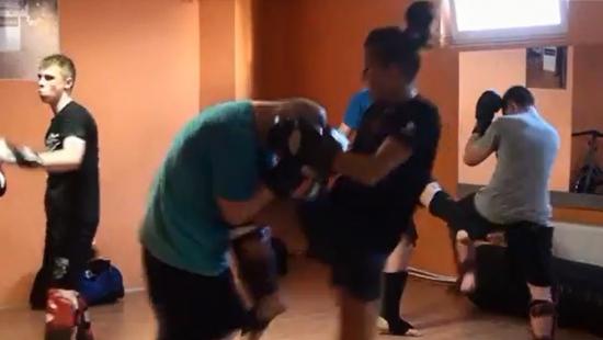 Samuraje rozpoczynają treningi! (FILM)