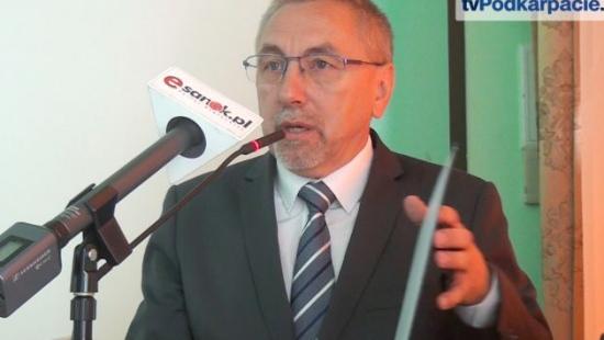 Burmistrz o dyrektorze MOSiRu, wizycie holenderskich dziennikarzy i dokumentach spółki Park Wodny (FILM)