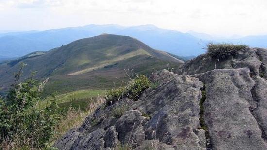 Zafascynowany Bieszczadami, zgubił się w górach