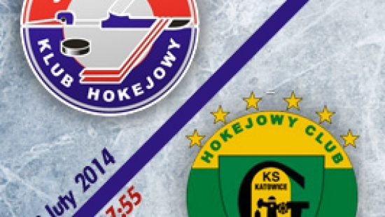 TRANSMISJA NA ŻYWO: Ciarko PBS Bank KH Sanok – HC GKS Katowice. Tylko w Esanok.pl!