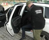 Znieważał strażnika i nie chciał okazać dokumentów. Krewki Niemiec zatrzymany w Korczowej (ZDJĘCIE)