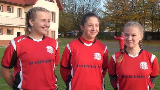 W Lesku działa kobieca sekcja piłki nożnej. – Pokochałyśmy ten sport – mówią zgodnie zawodniczki Sanovii (FILM)