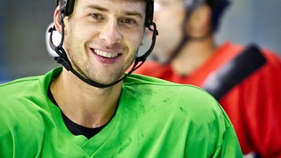 Wojtek Wolski w KHL