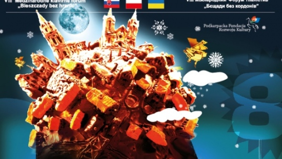 """VIII Międzynarodowe Forum Pianistyczne """"Bieszczady bez granic"""""""