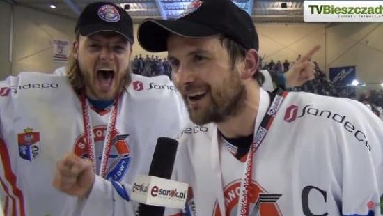 Maciej Mermer wiesza łyżwy na kołku. Koniec pięknej kariery legendy sanockiego hokeja