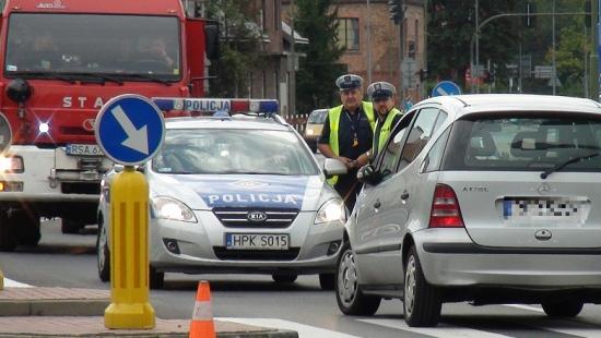 SANOK: Potrącenie pieszej na skrzyżowaniu Traugutta i Staszica. Już bez utrudnień (ZDJĘCIA)
