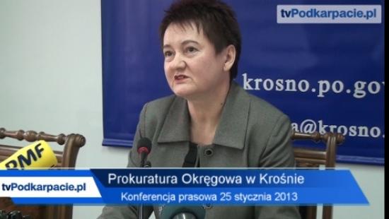 PROKURATOR: Opinia w sprawie broni będzie znana za kilka dni (FILM)