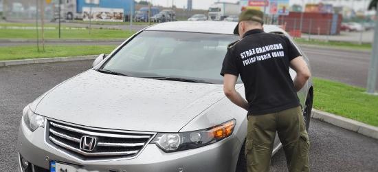 Odzyskano pojazdy poszukiwane w całej Europie (FOTO)