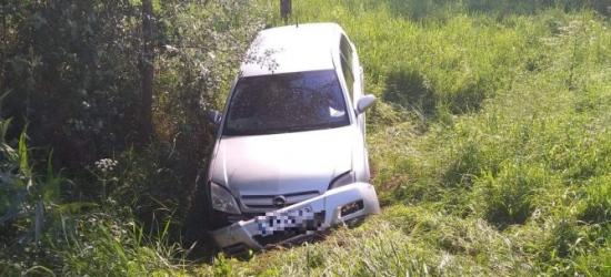 Zderzenie samochodu z wąskotorówką w Urzejowicach (ZDJĘCIE)