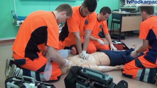 PWSZ SANOK: Mistrzostwa w ratownictwie medycznym