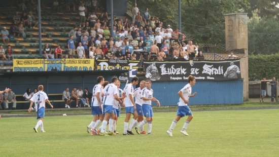 Stal Sanok przegrała z Avią Świdnik 0:2