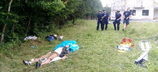 Mistrzostwa Ratowniczo-Medyczne w Niebieszczanach. Górą policjanci (ZDJĘCIA)