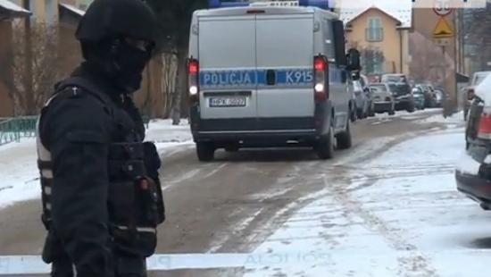SANOK: 32-letni mężczyzna podejrzany o zabójstwo to Andrzej B.
