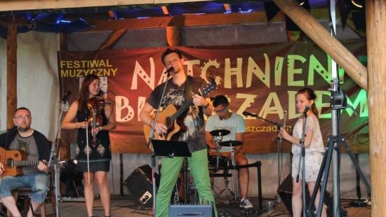 BIESZCZADY: Natchnieni Bieszczadem w Cisnej. Wspaniała atmosfera i piosenki brzmiące wyjątkowo tylko tutaj (FILM, ZDJĘCIA)