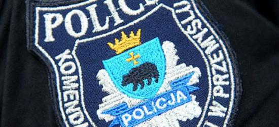 Policjant pomógł niedoszłej samobójczyni. Okaleczona kobieta trzymała w ręku kanister