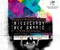 """SANOK: Wielkie wydarzenie kulturalne. Międzynarodowe Forum Pianistyczne """"Bieszczady Bez Granic"""""""
