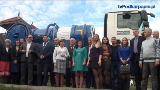 ZAGÓRZ: Dzięki współpracy z Ukrainą do gminy trafiło blisko 3 mln euro (FILM)