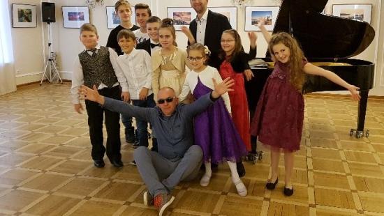 Sanoccy muzycy ozłoceni w Pradze (ZDJĘCIA)