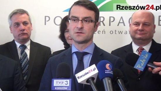 Tomasz Poręba: Jestem szczęśliwy. Wspólna deklaracja ministrów transportu krajów Via Carpathia na rzecz budowy tej drogi podpisana