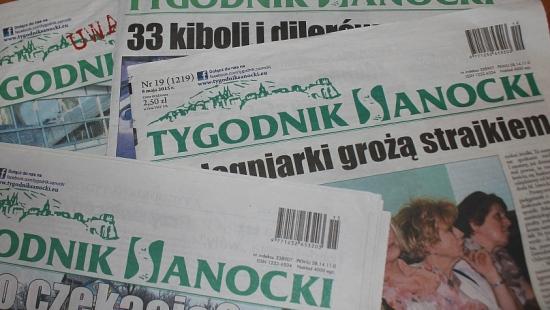 Dziennikarze Tygodnika Sanockiego nie akceptują nowego redaktora naczelnego (OŚWIADCZENIE)