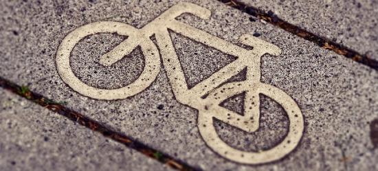 Potrącenie rowerzystki. Kobieta trafiła do szpitala