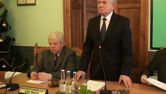 """Sanok z budżetem na 2014 rok. """"Wyborczy"""", czy """"prorozwojowy""""? (FILM)"""