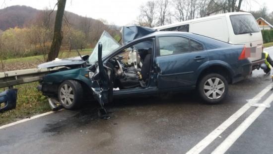 W wypadku w Hoczwi zginęło dwóch młodych mężczyzn