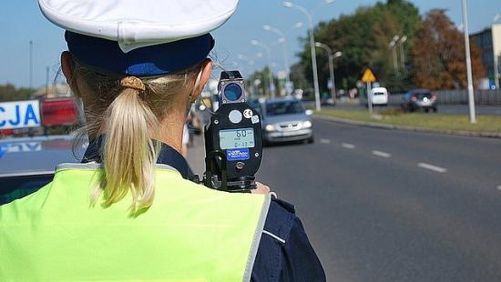 """Uwaga kierowcy! Dziś policyjna akcja ,,Prędkość"""""""