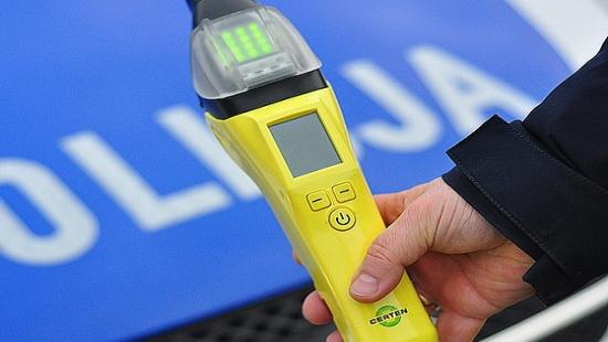 POWIAT LESKI: 0,5 promila alkoholu u kierowcy