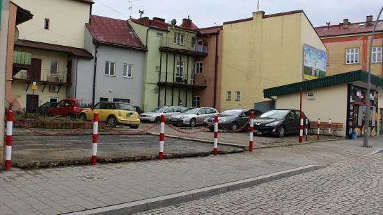 Działka w centrum miasta z nowym właścicielem, ale bez planu zagospodarowania (ZDJĘCIA)