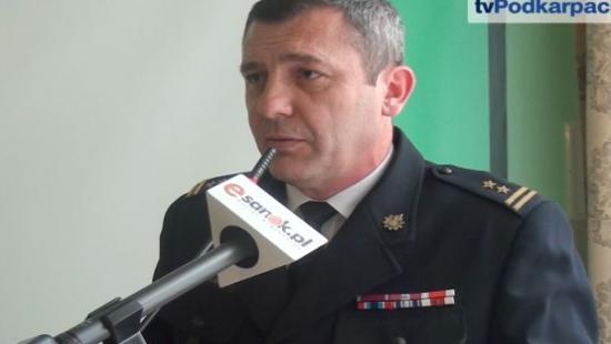 Ponad 1000 interwencji straży pożarnej w 2014 roku w powiecie sanockim (FILM)