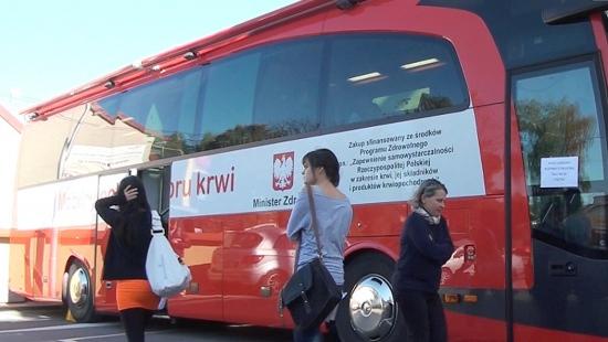 """Brzozów24.pl : """"Jeżeli komuś przyda się moja krew, to będę szczęśliwa"""". Powiat brzozowski walczy z białaczką (FILM)"""