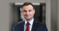 Andrzej Duda, kandydat PiS na prezydenta Polski odwiedzi Sanok