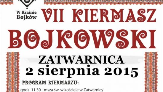 2 SIERPNIA: Zatwarnica bieszczadzką stolicą Bojków