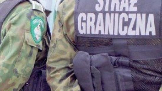 Obywatel Ukrainy chciał przekupić funkcjonariusza Straży Granicznej. Oferował 2000 zł