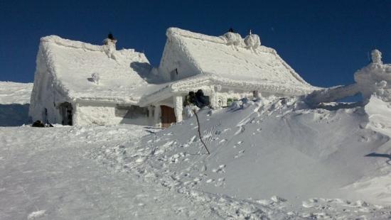 Zima w Bieszczadach. Dogodne warunki tylko dla dobrze przygotowanych turystów