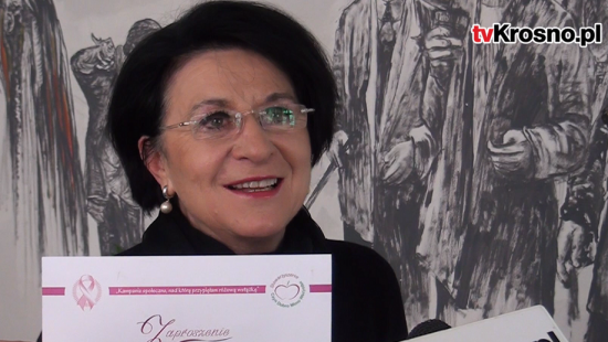 Marsz Stowarzyszenia Czyń Dobro Mimo Wszystko. Akcja na rzecz zakupu mammografu dla krośnieńskiego szpitala (RETRANSMISJA)