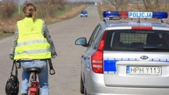 Powrót rowerzystów na drogi. Zadbaj o własne bezpieczeństwo