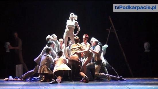 Inauguracja Festiwalu Didura z Teatrem Baletu Borysa Ejfmana (VIDEO HD)