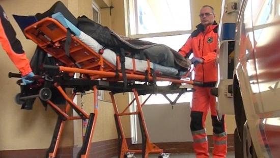 Sanocki szpital deklaruje pomoc Ukraińcom. Przygotowano 30 łóżek (FILM)
