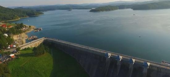 Bezpieczne lato z Bieszczadzkim WOPR. Zobacz efektowny klip (VIDEO)