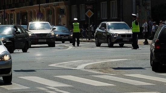 Bezpieczniej na drogach powiatu sanockiego podczas weekendu majowego