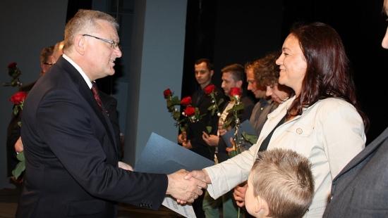Nagrody Burmistrza, Rady Miasta oraz RIG rozdane! (ZDJĘCIA)