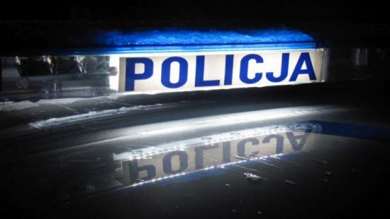 Policyjny pościg za pijanym kierowcą. 26-latek trzeźwieje w areszcie